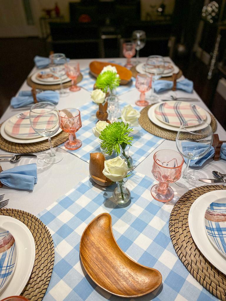 Easter table décor ideas