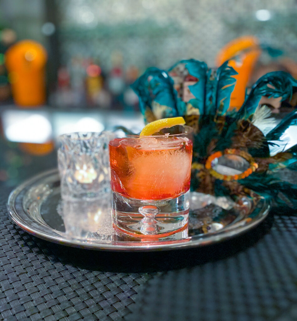 The Sazerac is the official cocktail of New Orleans. It's delicious and easy to make.