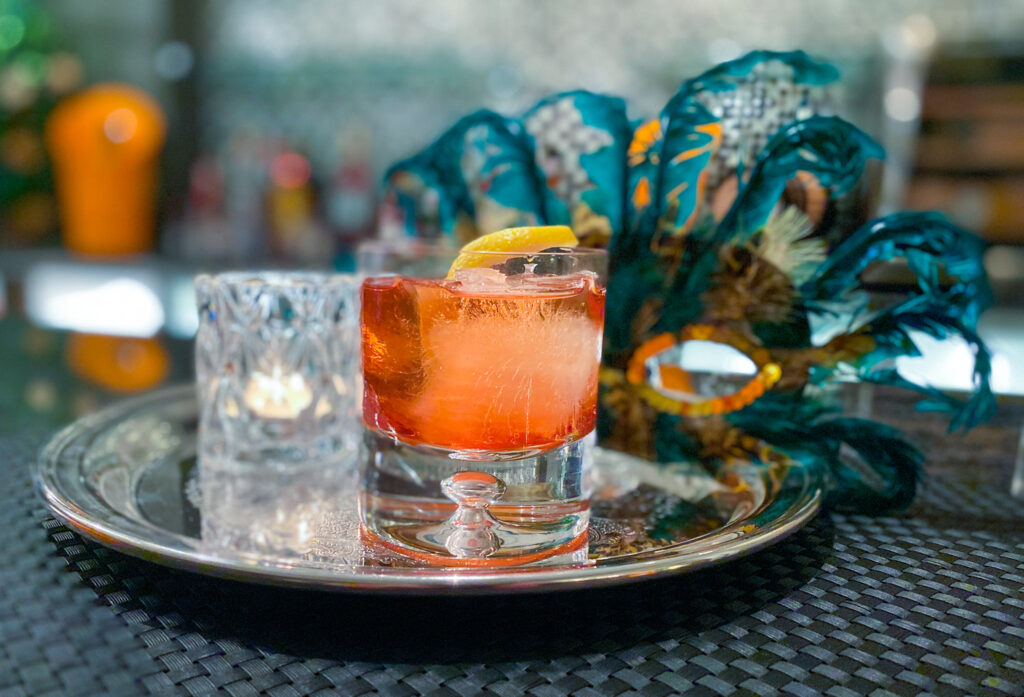 The Sazarac is the official cocktail of New Orleans. It's delicious and easy to make.