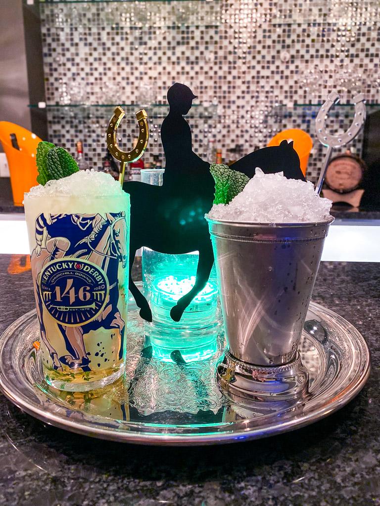 Official Mint Julep Recipe