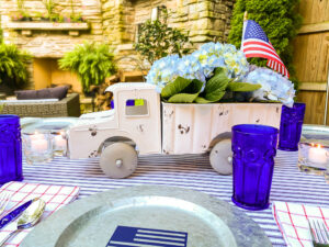 5 Great Ideas for a Cute Summer Tablescape