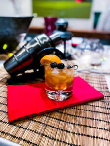 A cannon shaker is the ideal vessel to mix up the best pirate grog recipe