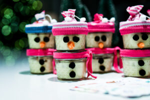Adorable and Easy Christmas Dessert Idea