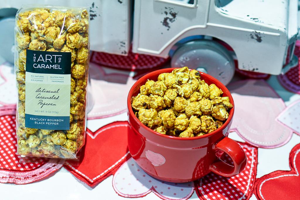best caramel popcorn