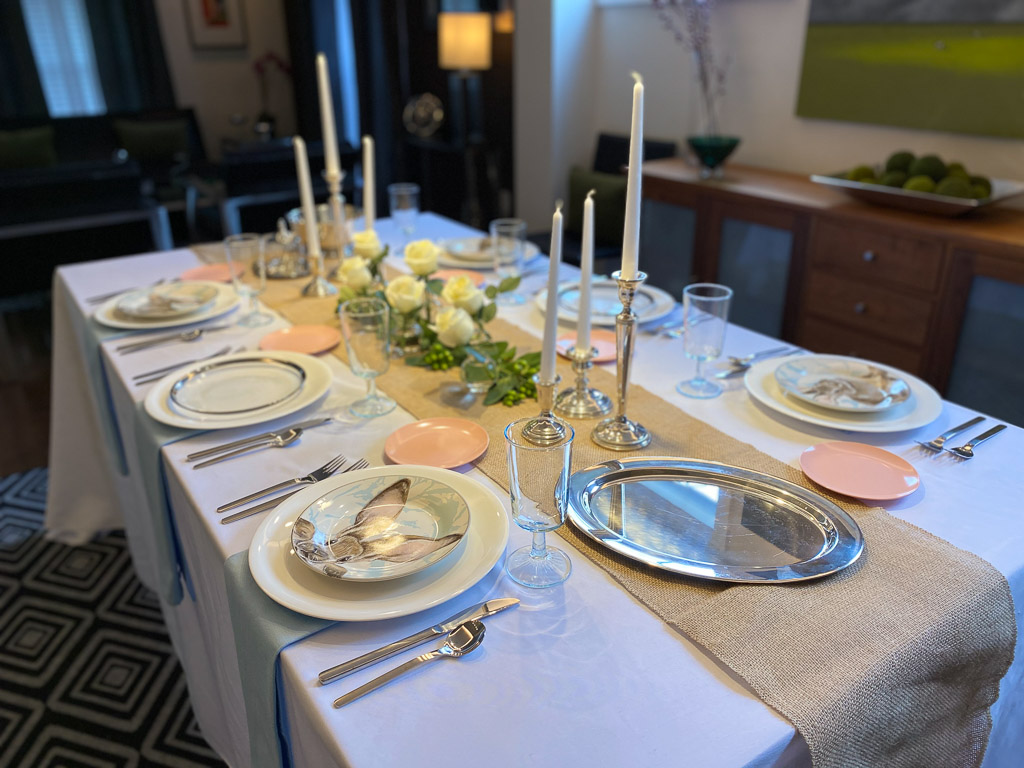 perfect Easter tablescape ideas